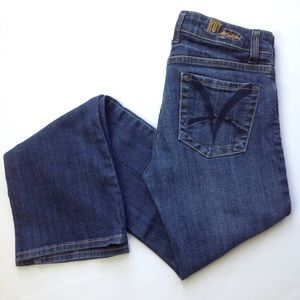 Kut from the Kloth Bootcut jeans SZ 4